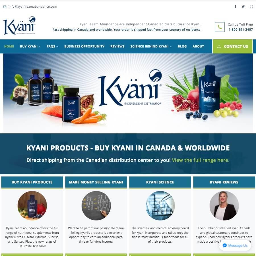 Kyani Team Abundance
