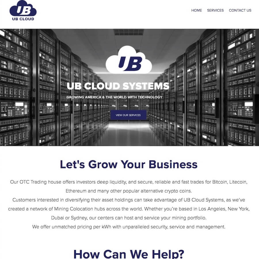 UB Cloud Systems
