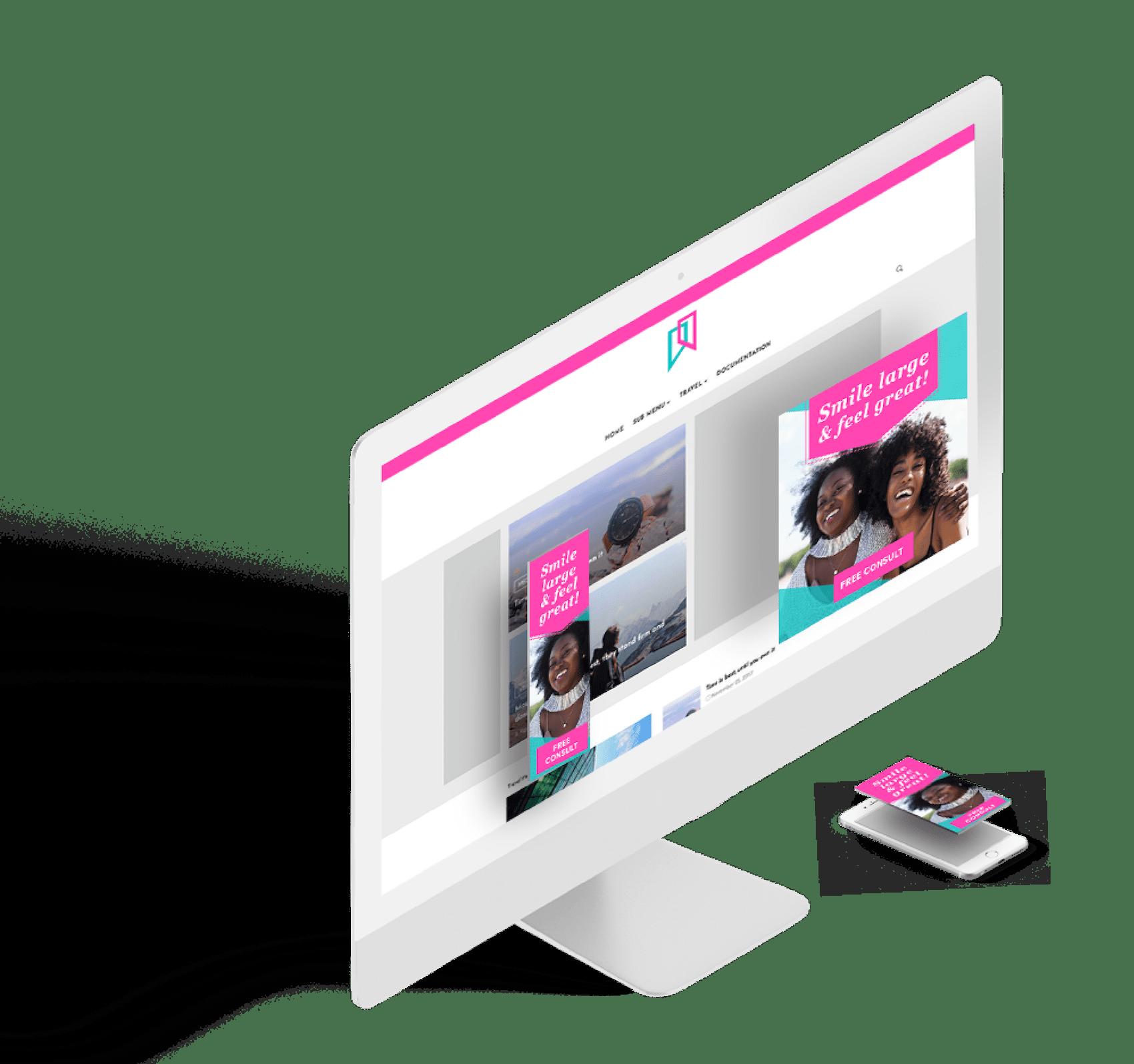 Online remarketing services