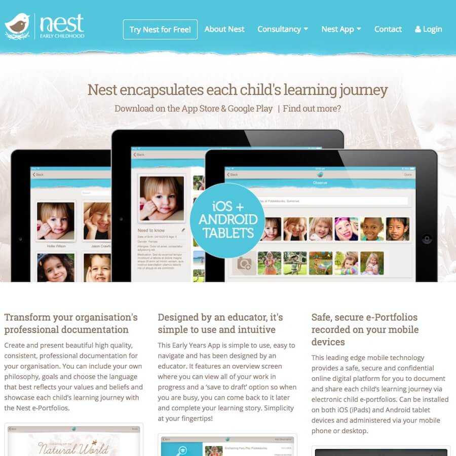 Nest Early Childhood