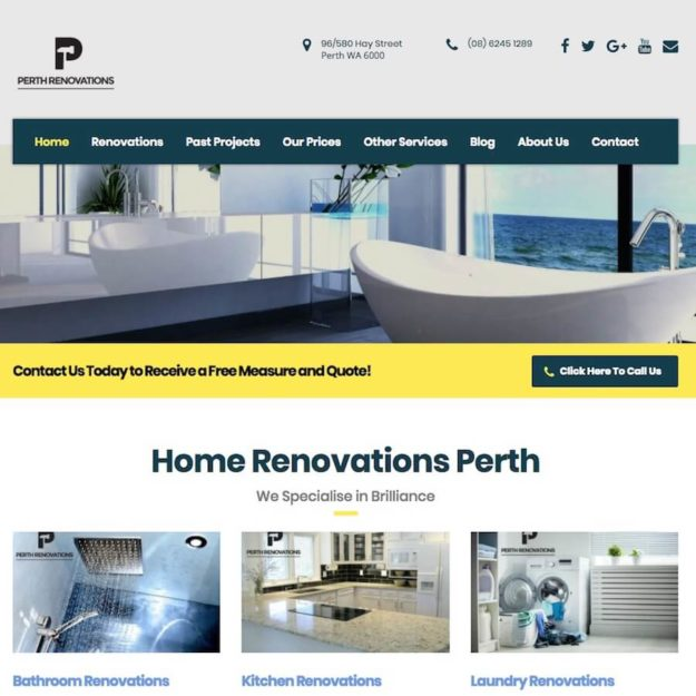 Perth Renovations Co