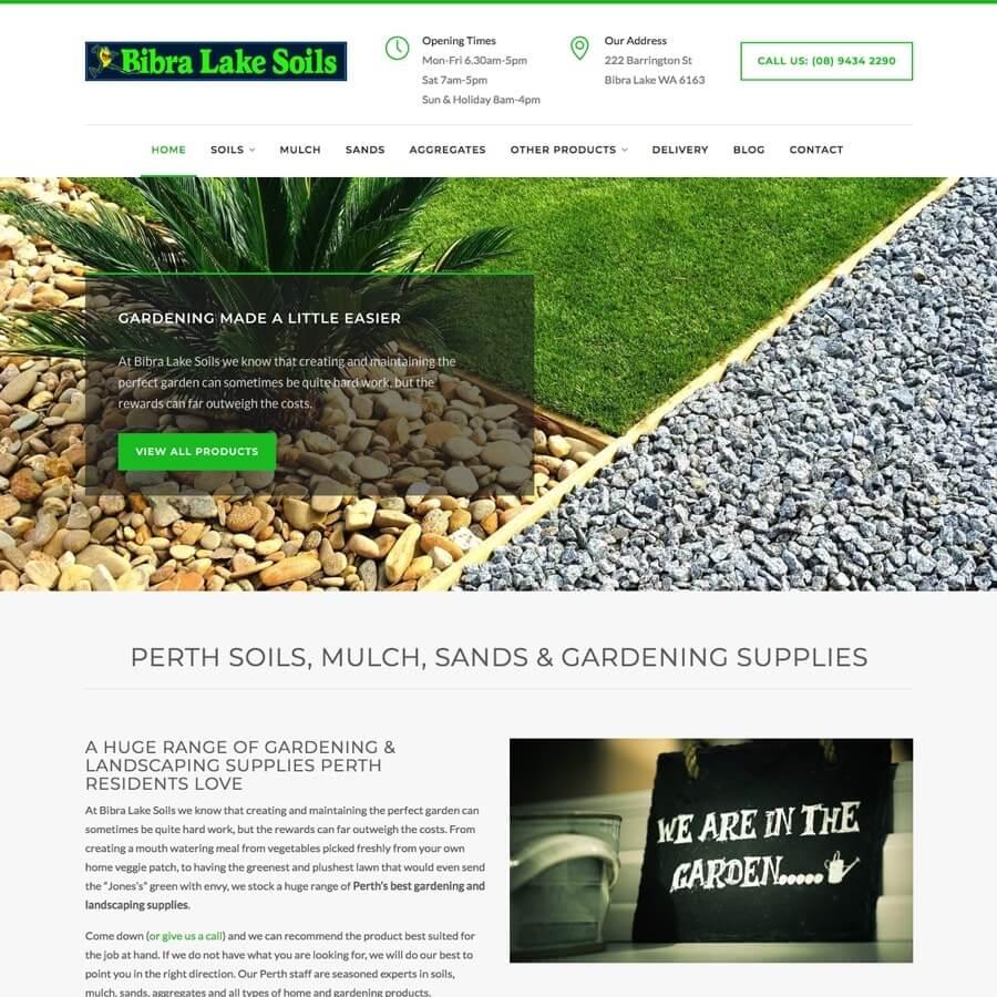Bibra Lake Soils