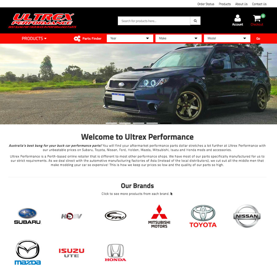 Ultrex Performance