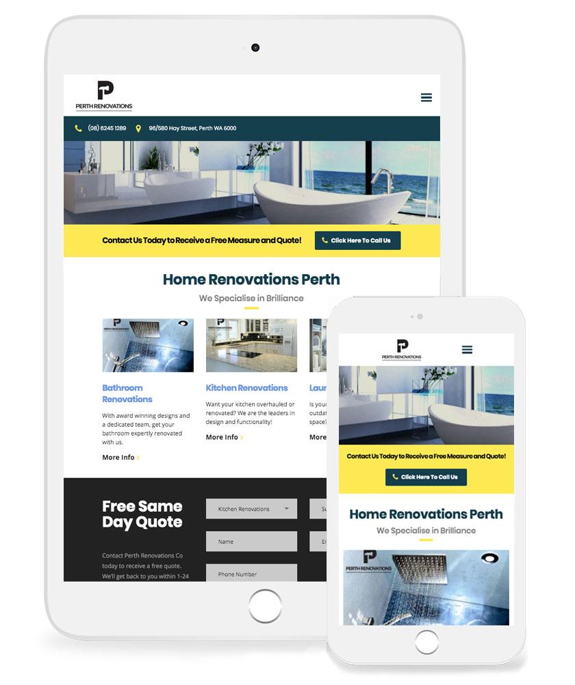 Ipad Perth Renovations Co