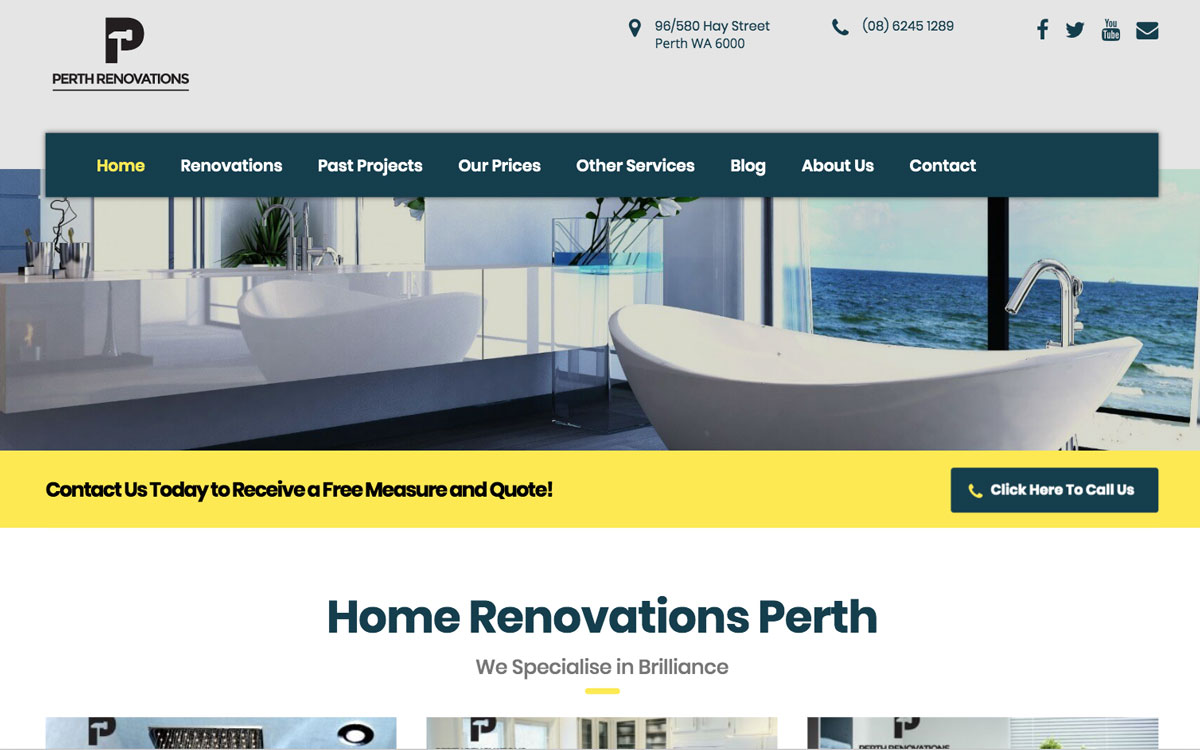 Digital Hitmen Perth Renovations Co