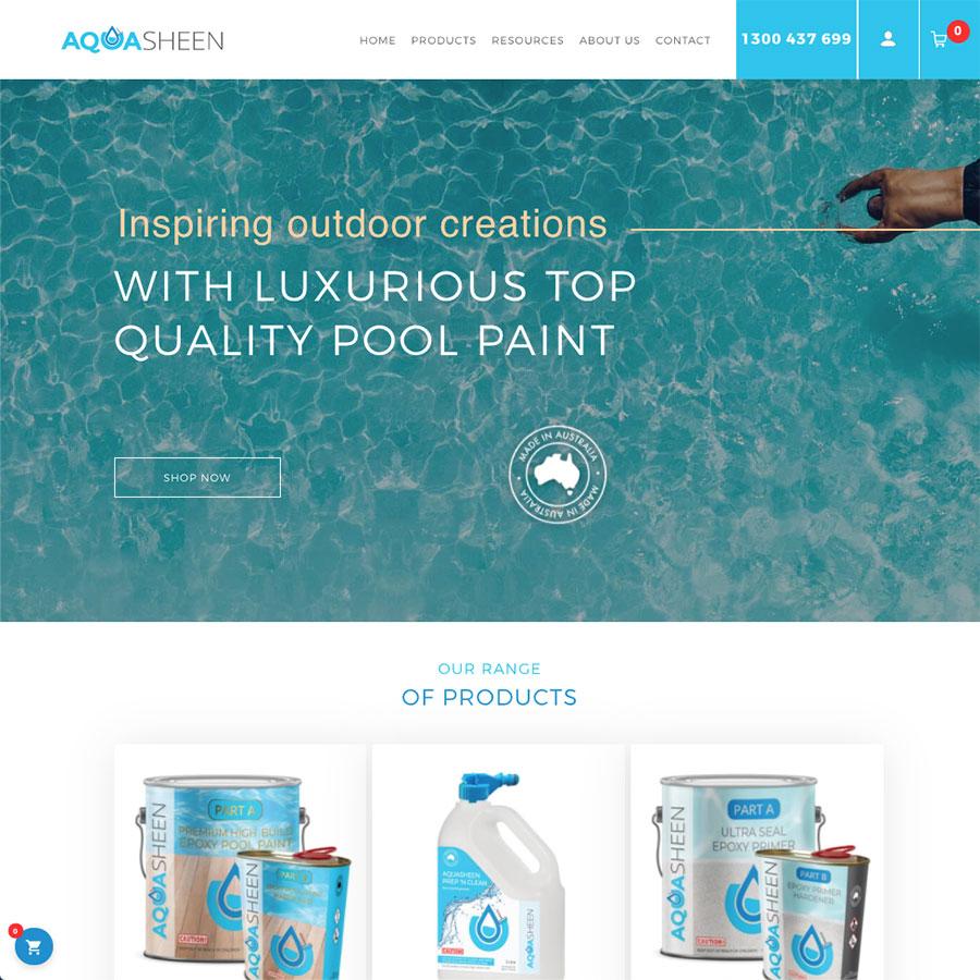 Aqua Sheen